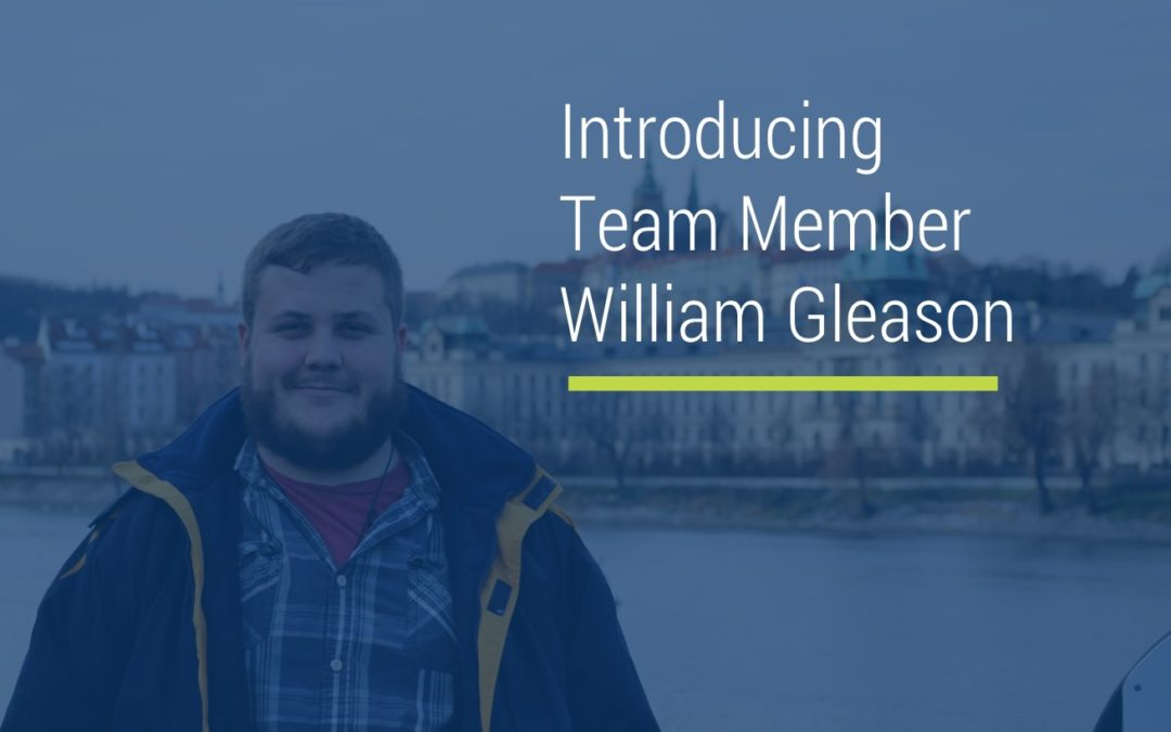 Welcome Network Administrator, William Gleason!