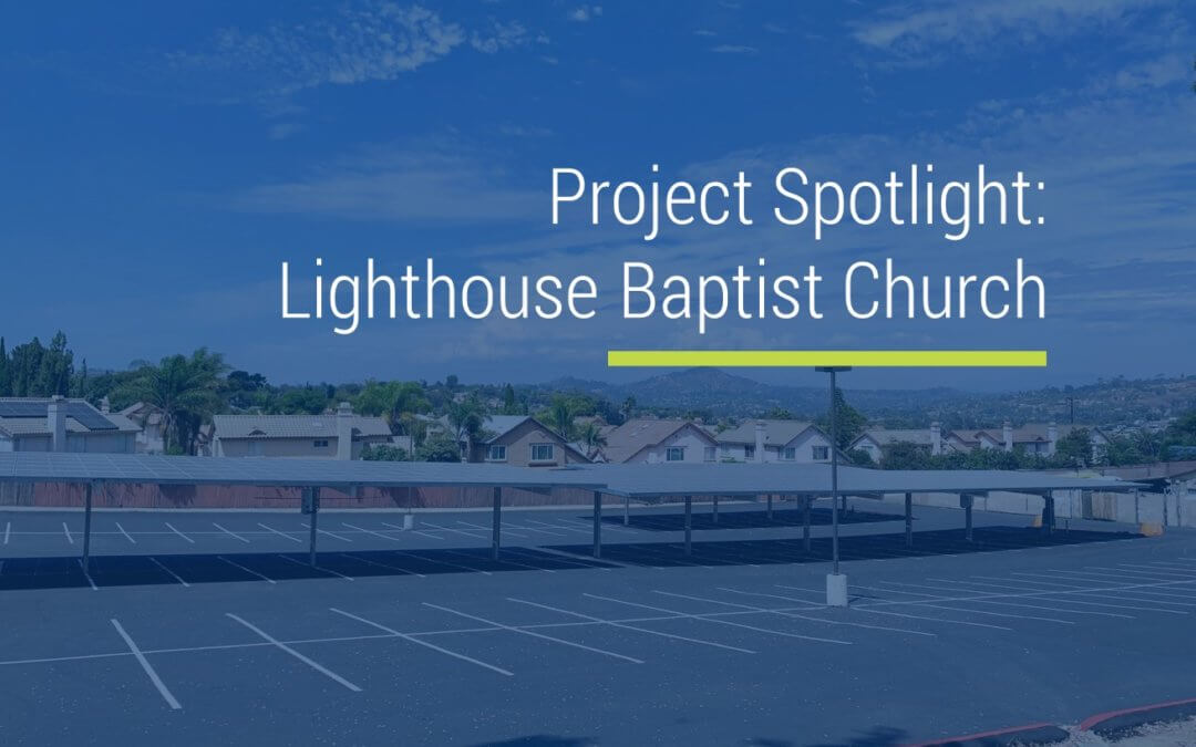 Project Spotlight: Lighthouse Baptist